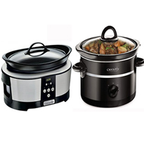 Crock Pot Slow Cookers