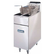 Electric Commercial Fryers