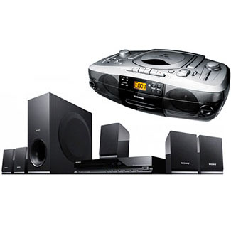 Stereo And Home Theatre Systems