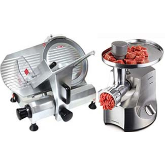 Meat Grinders And Meat Slicers