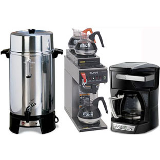 Coffee Makers And Percolators