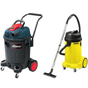 Vacuum Cleaners And Shampoo Polishers