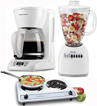 110Volt 60Hz Kitchen Appliances