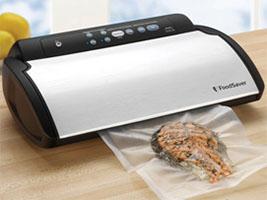 Food Saver Vacuum Bag Sealer